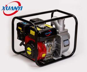 La gasolina de cuatro tiempos agrícolas bomba de agua del motor Honda