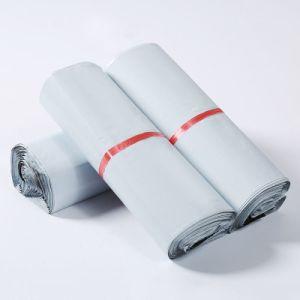 20*30+5cm ou biodégradable personnalisée Eco Friendly imprimé personnalisé sac sac messager d'expédition postale