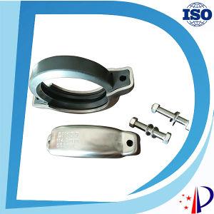 Accoppiamento flessibile filettato fisso galvanizzato del ferro di Casingss del cardano