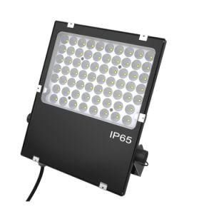 De ángulo estrecho de alta calidad 70W 75W proyector LED con lentes Electroplate