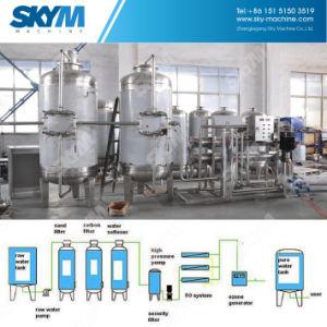 Impianto di per il trattamento dell'acqua di osmosi d'inversione per acqua ultra pura