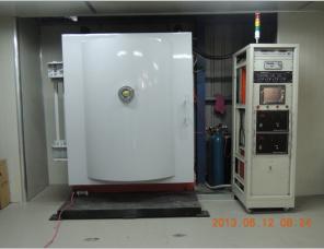 ITO leitende Glasspritzenbeschichtung-Maschine