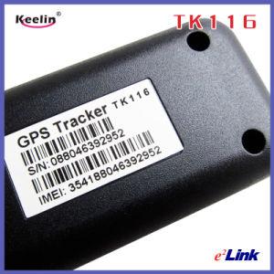 Gps-Verfolger mit aufspüren5-15m GPS Genauigkeit Tk116 GPS-