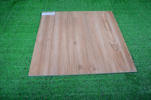 Плитка пола фарфора дешевого тарифа строительного материала деревянная деревенская (60*60cm)