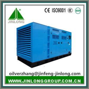 756ква бесшумный/ звуконепроницаемых электрическим двигателем Deutz, Cummins Power Geneset дизельного генератора