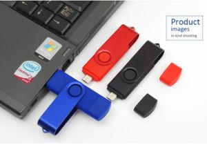 Поворотный OTG USB2.0 Flash диск USB-накопитель 8 ГБ 16ГБ