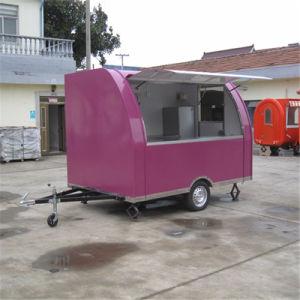 屋外の通りの移動式ファースト・フードのカート(SHJ-FS290B)