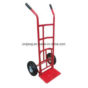 """Capacité de charge Handtrolley 200kg avec roues 3.50-4""""Air"""