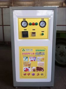 Питание машины упаковки с азотом