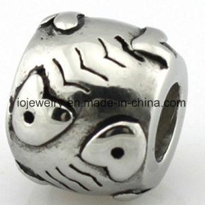 Branello dei pesci di disegno semplice dei monili dell'acciaio inossidabile