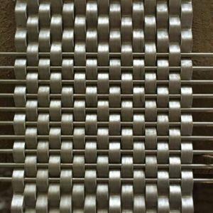 Wire Mesh/Malha Decoratice para parede externa