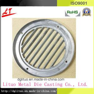 アルミ合金はダイカストの壁の照明ランプシャッターかルーバーまたは盲目の部品