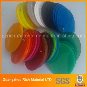 Литой акриловый лист пластика PMMA Plexiglass лист акрилового волокна