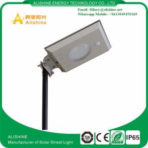 Comercio al por mayor de la luz solar LED 5W inteligente Farolas jardín al aire libre
