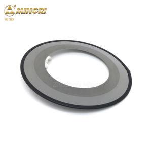 260*158*1,3 Circulaire de carbure de tungstène de coupe papier trancheuse Lame ronde