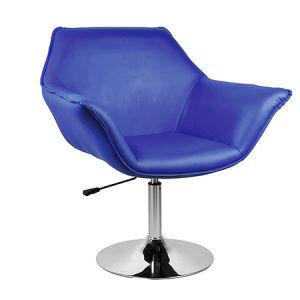 アーム(FS-T6121)を搭載する良質の旋回装置の革ソファー棒椅子