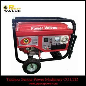 Barato preço China 3KW 3kVA gerador de gasolina para uso doméstico