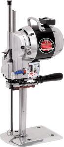 Máquina de corte de cuchilla recta con luz LED de potencia y sistema de ensayo (CZD-3F)