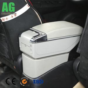 Universal Auto PU PVC La décoration intérieure côté siège voiture case de la console de l'accoudoir