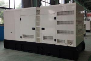 工場Price Cummins Engine Soundproof Diesel Generator 100kw/125kVA (6BTAA5。 - G2) (GDC125*S)