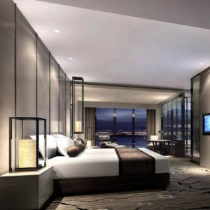 Meubles luxueux de chambre à coucher d'hôtel (EMT-A1102)
