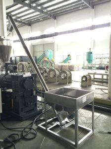 De PVC de alta calidad de UPVC la tubería de agua de la máquina de producción de extrusión de polímeros