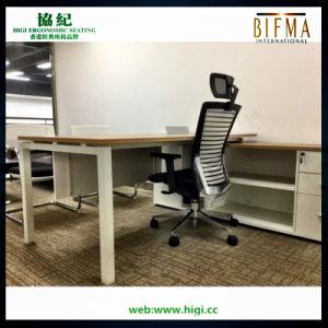 ファッションビジネスの余暇の人間工学的の格子オフィスの椅子