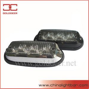 Gedankenstrich-Licht-Kopf des Fahrzeug-LED warnender (Chrom SL621)