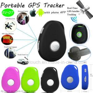 Nuovi IP66 impermeabilizzano il mini inseguitore di GPS per la persona/animali domestici/bene (EV-07)