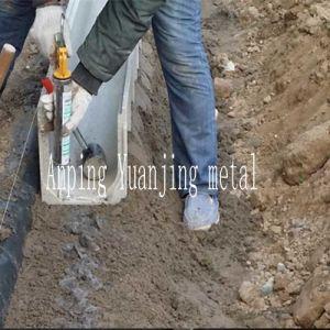 China hizo Polycast Zanja de drenaje en caminos con buena calidad