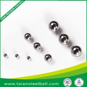 sfera dell'acciaio inossidabile 1.5  304 per cuscinetto
