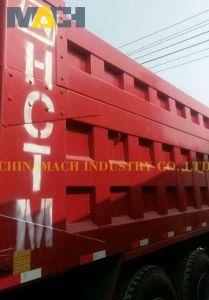 Usa HOWO camiones volquete camión volquete para Congo