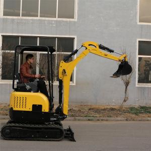 Mini escavatore Yh16 del cingolo con il motore di Yangma