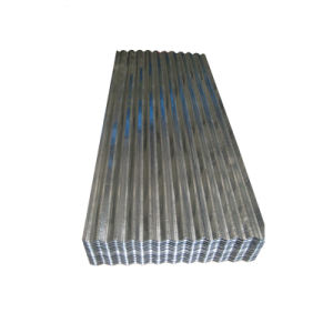 Dakwerk van het Metaal van het Blad van de Hete ONDERDOMPELING JIS G3302 het Gegalvaniseerde