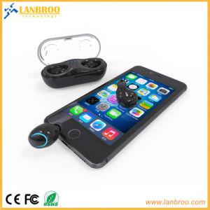 Kleiner Tws Kopfhörer Bluetooth V4.2 Stereoton mit Aufladeeinheits-Fall