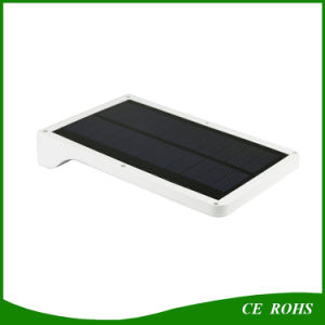 2.5Wは屋外の庭ランプの庭のヤードのガレージの経路のための極めて薄い36LED太陽動きセンサーの薄暗い壁LEDライトを防水する