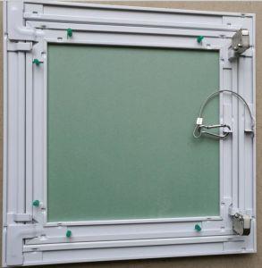 Panneau d'accès au plafond en aluminium/plaques de plâtre Panneau d'accès 1200*600mm