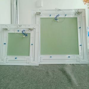 Fourniture d'aluminium métallique porte d'accès au plafond de cloisons sèches/panneau