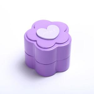عادة يطبع علامة تجاريّة عرف [جولّري] يعبّئ بلاستيكيّة حل صندوق