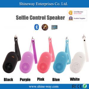 Mini promozionale Bluetooth Speaker con Costruire-in Selfie Shutter (SPK-B005)