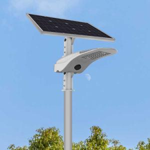 2018 Micowaveセンサーが付いている太陽LED夜街灯