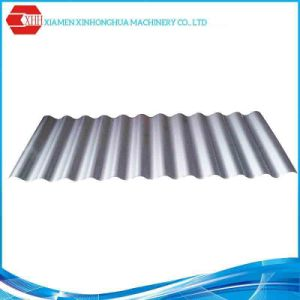 Nano Panneau en aluminium acier galvanisé de tuiles de tôle en acier