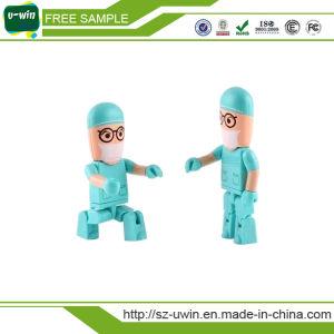卸し売りOEMのロボット8GB USBのフラッシュ・メモリ