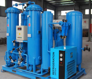 A produção da indústria com azoto de boa qualidade gerador PSA (BPN99.99/50)