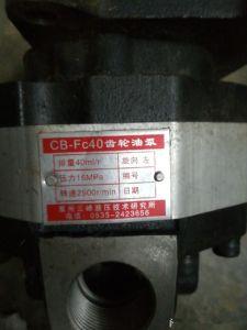 De Pomp van het Toestel van de Reeks van de Afzet Cbg/Cbf van de fabriek voor Vorkheftruck