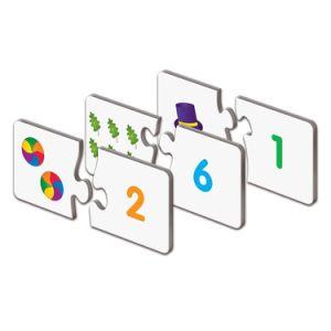 Aounting - numero autocorrettivo & impara contare il puzzle