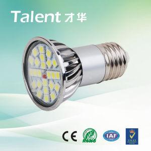12V E27 5W COB LED Spotlight in Cool White