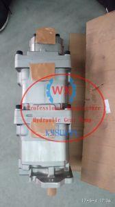 OEM! ! L63+32+28 WA300-1 Loader Bomba de engranaje hidráulica 705-55-34090