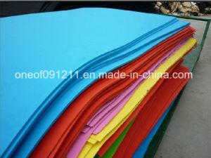 Mousse ÉVA colorée EVA pour tapis de yoga et tapis de sport (tapis eva)