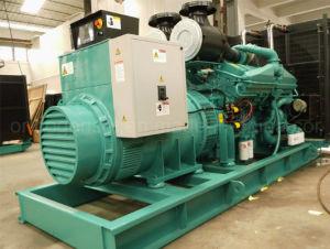 Made in China moderna de alta calidad de la potencia del motor generador diesel